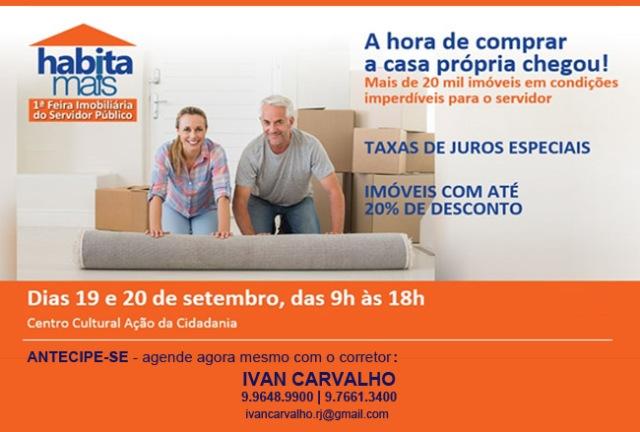 Feirão de Imóveis - Centro de Ação da Cidania