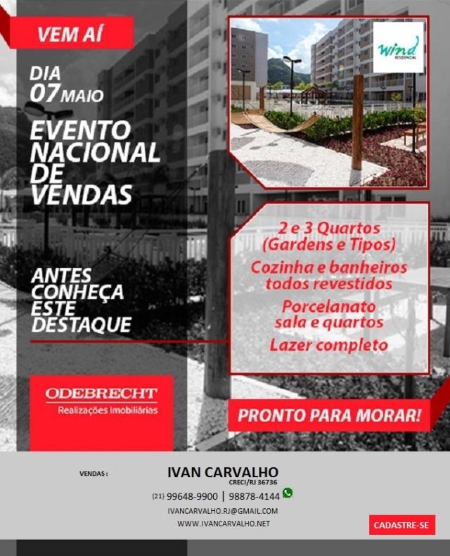 Evento Nacional de Vendas Odebrecht Realizações Imobiliárias
