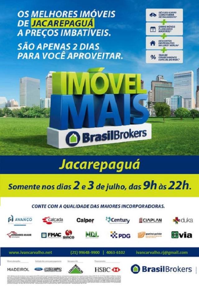 Jacarepaguá - Brasil Brokers