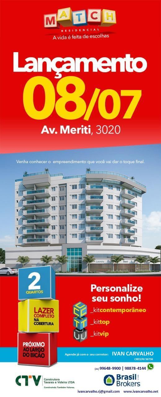 Match Residencial - Avenida Meriti, 3020